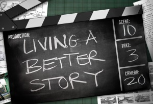 Living a Better Story Front