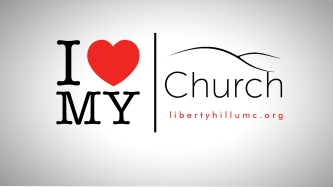 I Love My Church Graphic