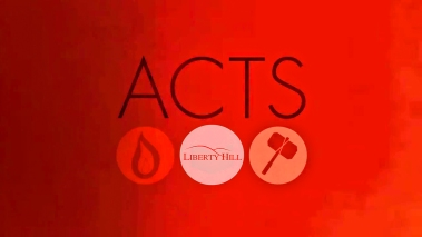 Book of Acts logo