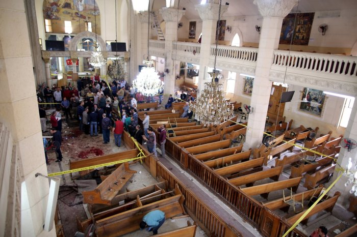 egypt church